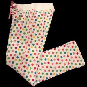 Aéropostale Super Soft Fleece PJ Pajama Bottoms S